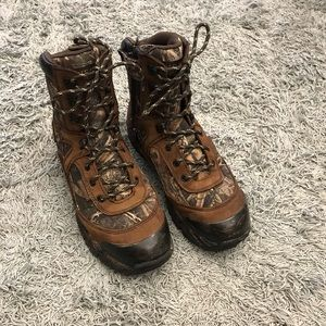 Redhead Camo Thinsulate Boots, 8